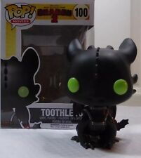 Funko Pop How To Train Your Dragon 2 TOOTHLESS 100 Vinyl Figure
