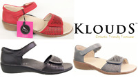 New Klouds shoes Orthotic friendly comfort leather closed back Sandals Vellore