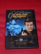 007 LA SPIA CHE MI AMAVA - THE BEST EDITION 2 DVD (TANTI CONTENUTI EXTRA)