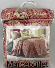 New listing Levtex Home Spruce Red King Quilt & King Shams Set