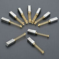 50pcs 3.5mm Carbon Motor Brushes Kit For 100W-180W Featherweight Sewing Machine