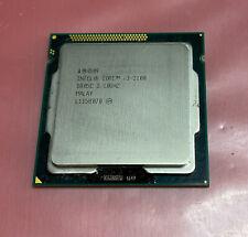Intel Core i3-2100 3.10GHz Dual-Core SR05C, Socket LGA1155, Tested