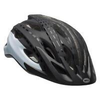 Bell Sports Ringer Passing Lane Adult Bike Bicycle Helmet Black/white