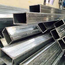 50*100*3mm 5.8m RHS Galvanised Rectangular Steel Pipe Tube Steel Posts Tubing