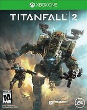 Titanfall 2 (Microsoft Xbox One, 2016) BRAND NEW SEALED