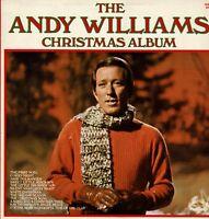 """ANDY WILLIAMS Christmas Album 12"""" Vinyl 33 RPM LP Album Hallmark SHM888  DA"""