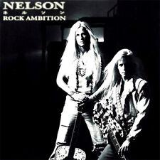 NELSON @LIVE & RARE CD! Survivor,Jimi Jamison,Night Ranger,Winger,RIck,Ricky AOR