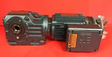 Used Sew Eurodrive KV37DT80N4BMG1HR GearMotor- 1 HP, Torq 636 Lb-In, 17.15 Ratio