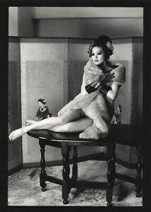 """Photographie Irina IONESCO """"Nu"""" Tirage Original 1990 Signé I. Ionesco - 15x22cm"""