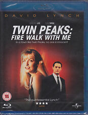 Twin Peaks : Fire Walk With Me   New & Sealed Blu-ray