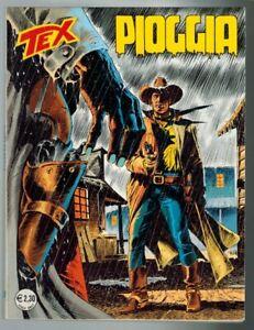 Tex 518 Pioggia 2003 Bonelli Gianluca Raoul Cestaro