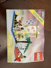 Lego Pirates Sabre Island (6265) Incomplete.