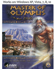 Zeus Master of Olympus + Poseidon Expansion PC Game Acropolis