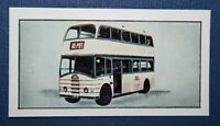 BIRCH BROS   GUY ARAB   Double Decker Bus   Original 1954 Vintage Card