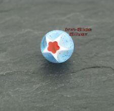 Piercing Kugel Kunststoff Ball 1,6mm Einzelteile Aqua