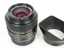 Leitz Summicron R 2/35 mm 1:2/35 3-cam 1. versione F. Leica sl/sl2 + r3-r7 (r8/9)