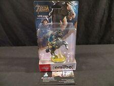 Nintendo The Legend of Zelda Breath of the Wild Link Rider Amiibo figure