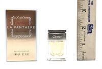 Cartier La Panthere Women Mini 0.2 oz 6 ml *Eau De Parfum* Dab-On Splash Nib