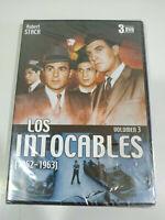 Los Intoccabili Volume 3 1962-1963 - 3 X DVD Spagnolo Inglese Nuovo
