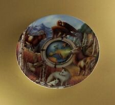A World of Wildlife Celebrating Earth Day Europe: In Natural Harmony Plate