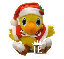 FINAL FANTASY CHOCOBO NATALE PELUCHE tales pupazzo babbo santa plush cappello 12