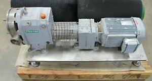Sew-Eurodrive R57DRE132S4/TF/DH Positive Displacement Pump DRS/DRE, used