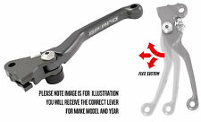 NEW HUSQVARNA TE310 2008-2012 GP-PRO PRO SERIES FLEXI CLUTCH LEVER HARD ANODIZED
