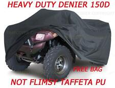 Suzuki LT 300 Quadrunner, King Quad, BLACK ATV Cover Size atcsl3qkq1LB