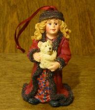 Boyds Dollstone Ornament(s) #25859 Lara.Moscow at Midnight, From Retail Store
