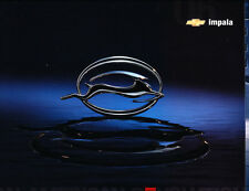 2006 Chevy Chevrolet Impala and SS 30-page Original Car Sales Brochure Catalog
