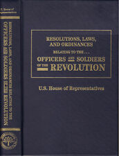 Resolutions, Laws & Ordinances Relating to The... Officers & Soldiers of the ...