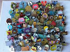 DISNEY PIN LOT 100 YOU CAN PICK ANY QUANTITY in 100 lots FAST PRIORITY SHIPPING