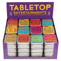 POCKET SIZE TABLETOP ENTERTAINMENT -Dinner Party Get Together Fun *FREE DELIVERY
