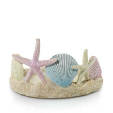 YANKEE CANDLE PASTEL SEASHELLS JAR CANDLE HOLDER NIB RETIRED & VERY RARE