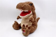 Jurassic Park  Dinosaurs Puppet Soft Plush Toy Doll  New