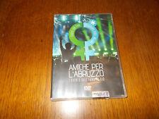 DVD AMICHE PER L'ABRUZZO - CONCERTO MILANO SAN SIRO 21 GIUGGNO 2009 PAUSINI
