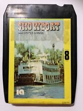 SHOWBOAT & Other Songs. 8 Track Stereo 8 Cartridge. **Free UK Postage**