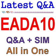 Esri ArcGIS Desktop Associate EADA10 Exam Q&A PDF+SIM