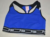 Victoria's Secret Pink Bra Top Medium Blue