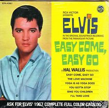 Elvis Presley EASY COME, EASY GO - FTD 66 New / Sealed CD