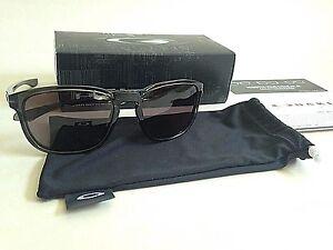 Oakley Men's Enduro Sport Sunglasses Rectangular Olive Ink Clear Green Gray Lens