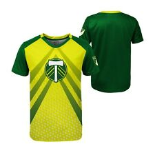 MLS Portland Timbers Boys Short Sleeve Performance T-Shirt - Size XL