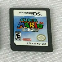 Authentic Super Mario 64 DS (Nintendo DS, 2004) Cart Only Genuine Authentic