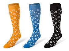 Licensed Valve Portal 2 Aperature Knee-High Socks  *New*  FREE POSTAGE