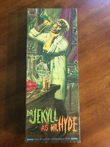 Moebius Dr Jekyll as Mr Hyde kit - 2007  - #460 - Factory Sealed
