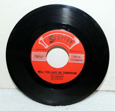 The Shirelles ~ Boys + Will You Love Me Tomorrow ~ 45 RPM ~ Scepter 1211 ~ VG+