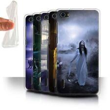 Étuis, housses et coques noirs Huawei Honor 6 pour téléphone mobile et assistant personnel (PDA) Huawei