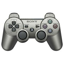 PS3 - Original DualShock 3 Wireless Controller #metallic-grau [Sony] Top Zustand