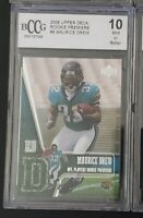 2006 Upper Deck ROOKIE PREMIER RC #6 Maurice Jones Drew PSA 10 GEM MINT Jags BIN