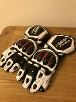 Motorcycle gloves RST TRACTECH RACE CE large